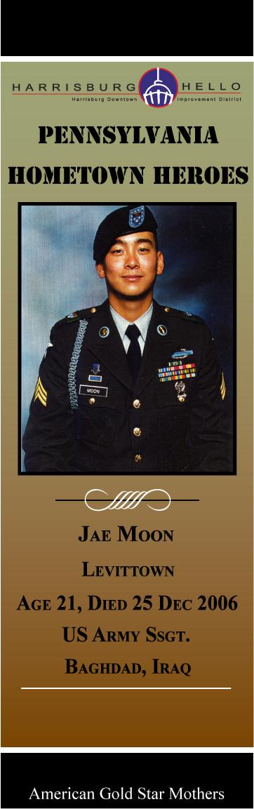 Pennsylvania Hometown Heroes Jae Moon